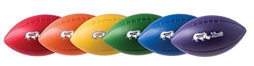 Champion Sports Rhino Skin Foam Football Set (Multi)