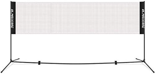 MaxKare Portable Badminton Net Set