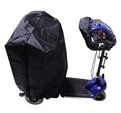 (Diestco 2 Piece Scooter Seat and Tiller Cover Set)