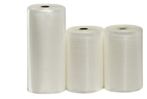 3 Weston Rolls! Two 8 by FoodVacBags