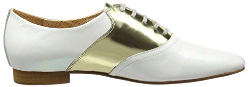 Jycx15pr5 Donna Gold Scarpe Aa2 Multicolore white Multicolore Giudecca 1 Stringate 1qqTp