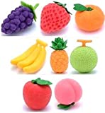 Fruit Eraser (Assorted)