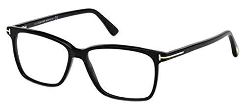 Eyeglasses Tom Ford FT 5478 -B 001 Shiny Black/Blue Block ()