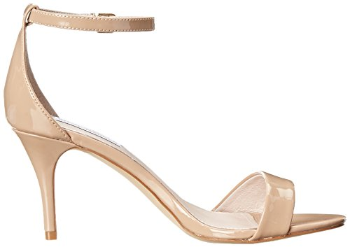 Steve Mujer Beige Silly clásicas Sandalias Silly Madden para Pat Blush rqnFX7Prw