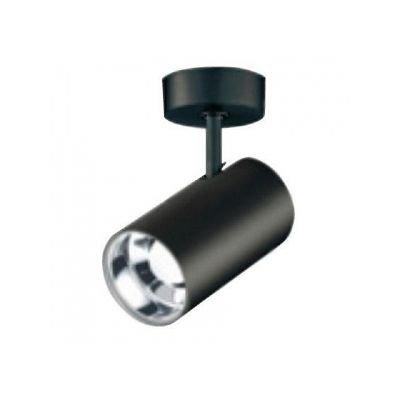 LEDスポットライト ミニクリプトン形 5W フレンジタイプ 光束359lm 配光角77°ブラック 連続調光タイプ   B07RXMXDD4