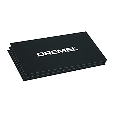Dremel BT40-01 Build Sheets for 3D40 3D Printer