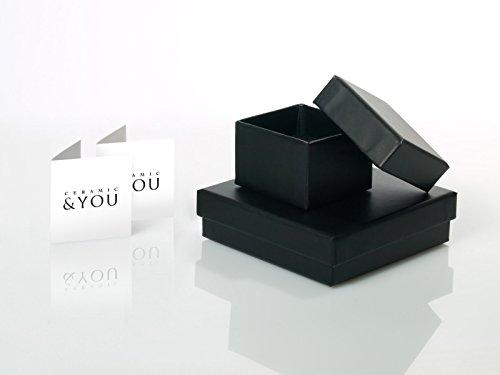 Ceramic & You - Jonc - Céramique - 6.7 cm - AM-SCBR 153.N