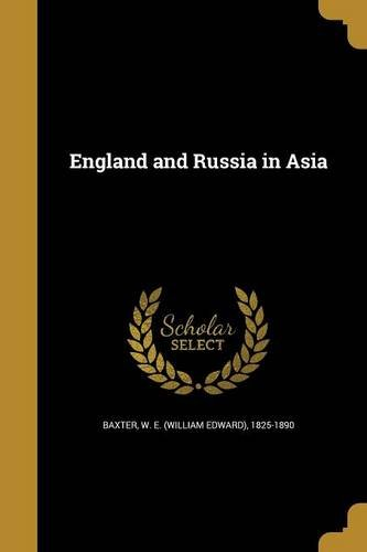 Download England and Russia in Asia ebook