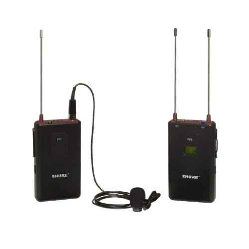 Shure FP15 Combo Wireless System