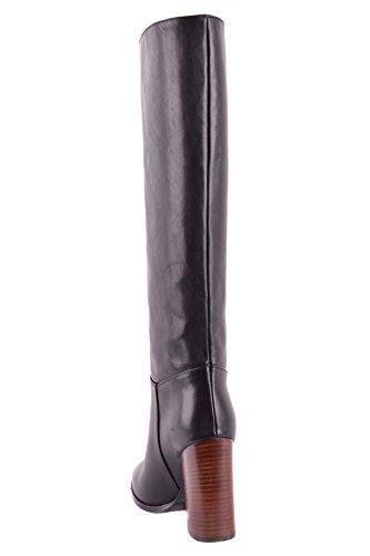 Jucca Ladies Mcbi466002o Stivali Di Pelle Nera