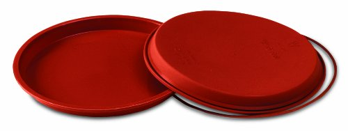 Classic Pizza Pan - Silikomart Silicone Classic Collection Pizza Pan, 11-Inch