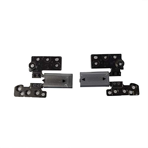 Set Display Hinge - CAPARTS New Replacement LCD Screen LED Display Hinges Set Compatible with Samsung Chromebook Plus XE513C24-K01US,Samsung Chromebook Plus XE510C24 (Left & Right Hinges)