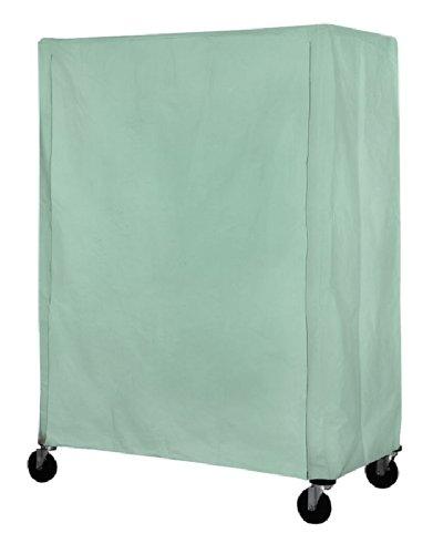 Green CVC-86-2460-LG 60x24x86 Nylon Eagle Group Cart Cover