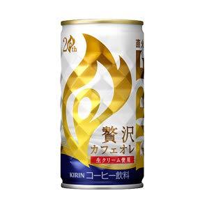 기린 (KIRIN) FIRE 호화 카페 오레 캔 185g×30개입