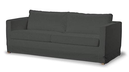 Dekoria rivestimento per divano karlstad a 3 posti non apribile lungo rivestimento copridivano - Rivestimento divano ikea ...