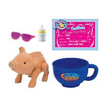 Toy Teck Teacup Piggies Summer Basic Set With Accessories – Coral, Baby & Kids Zone