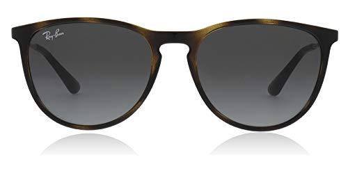 RAY-BAN JUNIOR Kids' RJ9060S Erika Kids Round Sunglasses, Havana/Grey Gradient, 50 mm by RAY-BAN JUNIOR