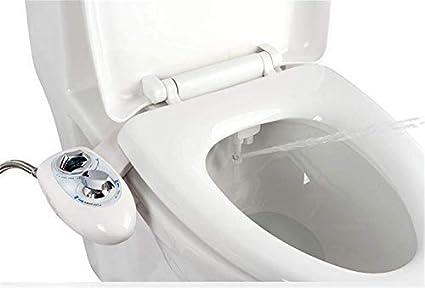 IBAMA Bidés, Boquilla de Autolimpieza - Accesorio de WC de Bidé Mecánico no Eléctrico de