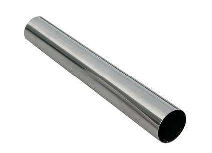 De Buyer - Molde tipo tubo para canutillo (acero inoxidable), acero inoxidable,