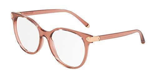 - Dolce Gabbana DG5032 Pink/Clear Lens Eyeglasses