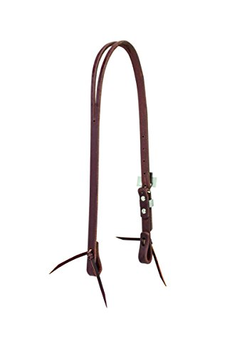 (Weaver Leather Working Tack Slit Ear Headstall)