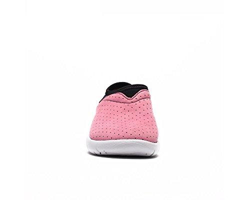 Microfibre Pour Enfants Uin Vérone Voyage Mocassin Chaussure (petit Enfant) Rose