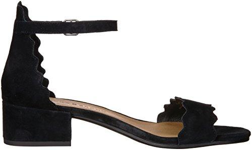 Lucky Women's Lk-Norreys Heeled Sandal Black SrA8DqF