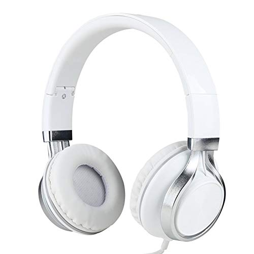 Sound Intone HD200 Wired Headphone with Microphone Fashion Foldable Headset for iPhone for Android for Laptop