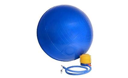 Pelota de gimnasia, tamaño: 65 cm (L) color: azul pelota de ...