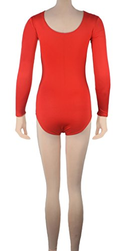 Howriis - Body - para mujer Rosso