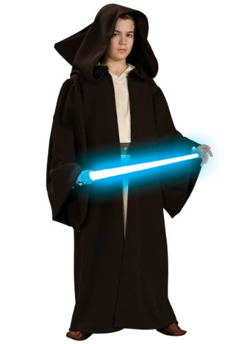 Star Wars Child's Super Deluxe Jedi Robe Costume
