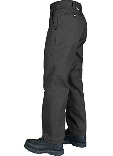 Big Bill Twill Work (Premium Twill Big and Tall Work Pants in Charcoal and Green by Big Bill (42/34, Charcoal))