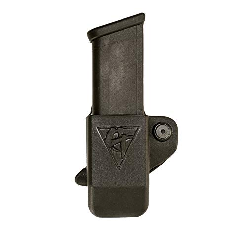 Comp-Tac Single OWB Kydex Size4 Glock 9/40/45 Gap Magazine Pouch