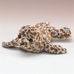 Wildlife Artists, Inc - Stuffed Plush Animal - HARBOR SEAL (10 inch)