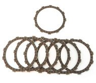 EBC Clutch Friction Plate Set - CK1133 - Honda CB750K - - Plate Clutch Ebc Set
