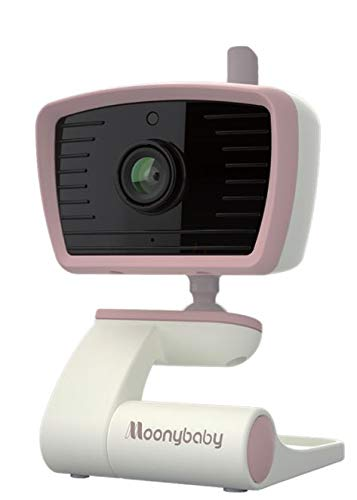 MoonyBaby C Series Add-On Camera for Moonybaby Trust Series Video Baby Monitor, Including Trust 50 S & 50 S-2