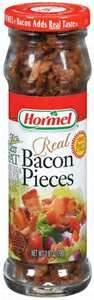 HORMEL REAL BACON PIECES FOOD SALAD TOPPING 2.8 OZ