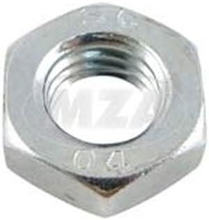 DIN 936 Sechskantmutter M12x1,5 LH-14H-A4K Linksgewinde - Feingewinde Mutter