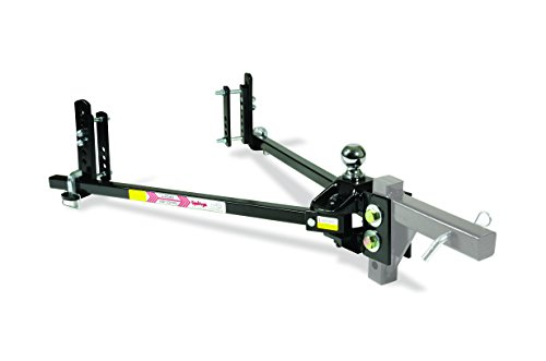 Equal-i-zer 4-point Sway Control Hitch, 90-00-1001, 10,000 Lbs Trailer Weight Rating, 1,000 Lbs Tongue Weight Rating, Weight Distribution Kit DOES NOT Include Hitch Shank, Ball NOT Included