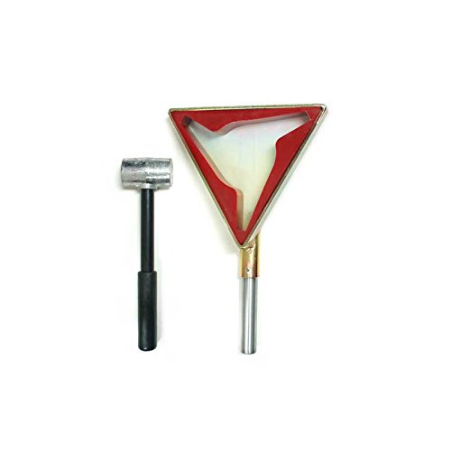 - Eckler's Premier Quality Products 25375488 Corvette Knock Off Wheel Spinner Removal Tool Set