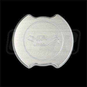 UPR 1979-2010 Mustang Billet Designer Oil Filler Cap Cover Factory Logo