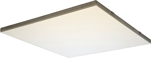 Qmark CP371F RADIANT HEATERS, White (Infrared Panel Heat)