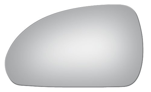 2006-2011 Mitsubishi Eclipse Flat, Driver Left Side Replacement Mirror Glass (Mitsubishi Eclipse Wings)