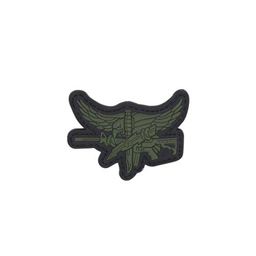 (SWAT PVC OD Green Operator Patch)