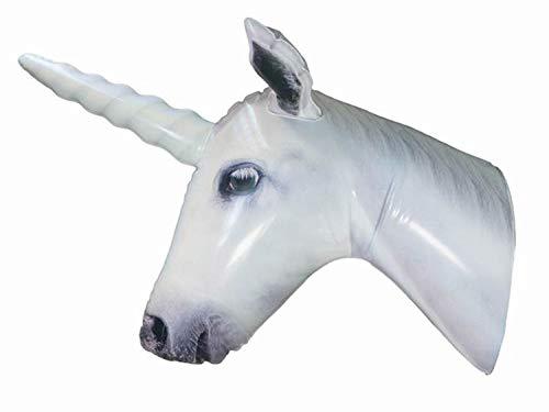 dci Inflatable Unicorn Head Novelty -