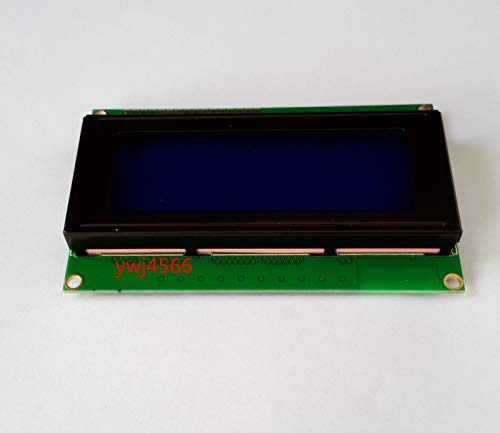 20X4 2004 2004A LCD 5V Blue Display White Character LCD ()