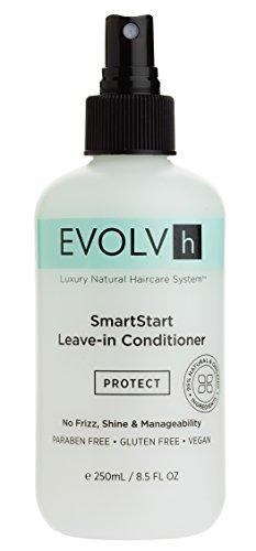 EVOLVh - Organic SmartStart Leave-in Conditioner + Uber Detangler (8.5 fl oz / 250 ml)
