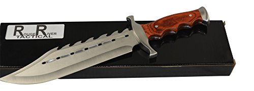 Rogue-River-Tactical-Hunting-Knives-ROJAS-GATOR-Fixed-Blade-Bowie-Knife-Full-Tang-Blade