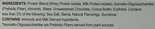 Quest Nutrition Protein Bar, Chocolate Chip Cookie Dough, 21g Protein, 2.1 oz Bar, 12 Count