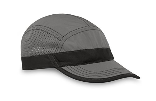 Sunday Afternoons Crushin It Hat, Charcoal/Black, One Size